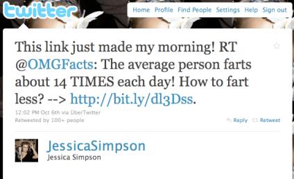 Jessica Simpson Reflects on Flatulence
