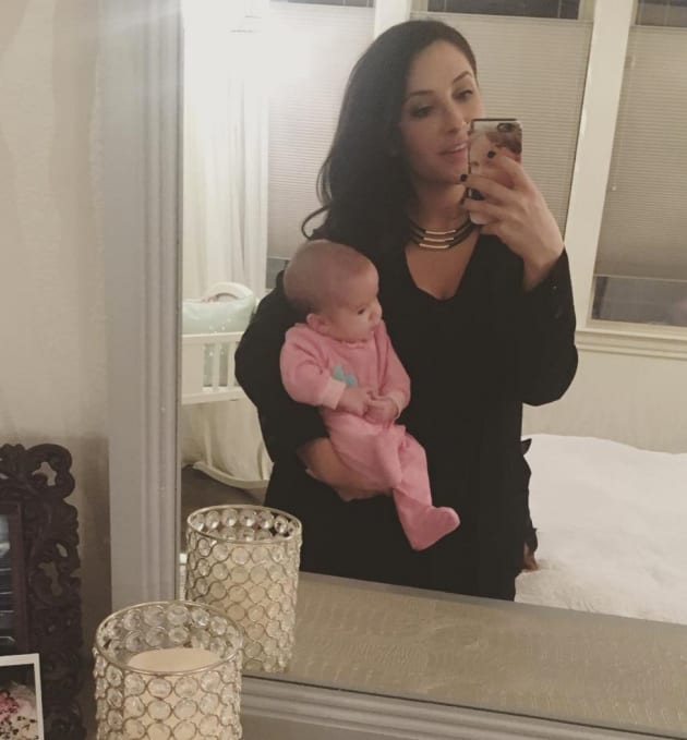 Bristol Palin and Her Daughter Sailor