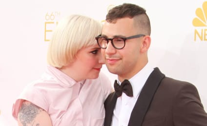 Lena Dunham to Jack Antonoff: Propose Already!