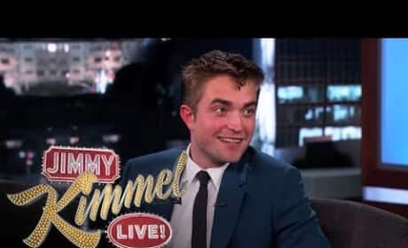 Robert Pattinson is a Liar!