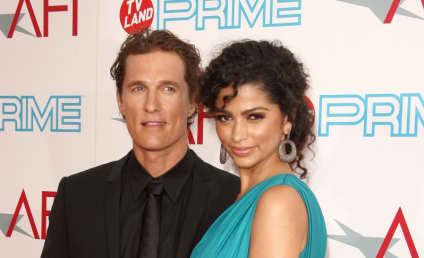 Report: Matthew McConaughey to Marry Camila Alves
