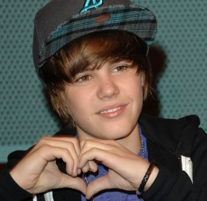 justin bieber hairstyles from cute to creepy the hollywood gossip