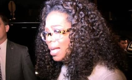 Oprah's Emotional Reaction to Bobbi Kristina Brown News Caught on Video; Watch Now
