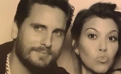Did Kourtney Kardashian Take Scott Disick Back?!