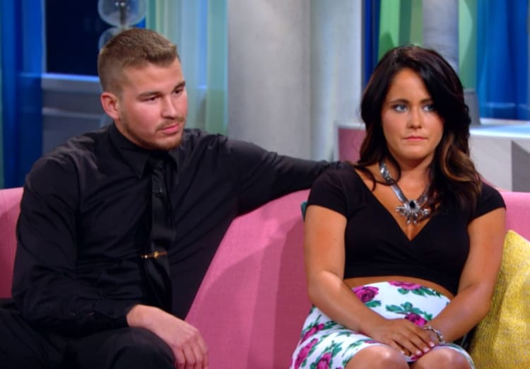 Are jenelle and nathan still dating