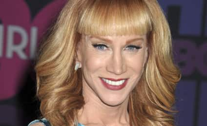 Kathy Griffin: Why Did She Quit Fashion Police?