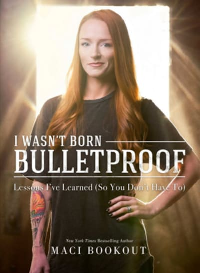 Maci Bookout New Book Cover