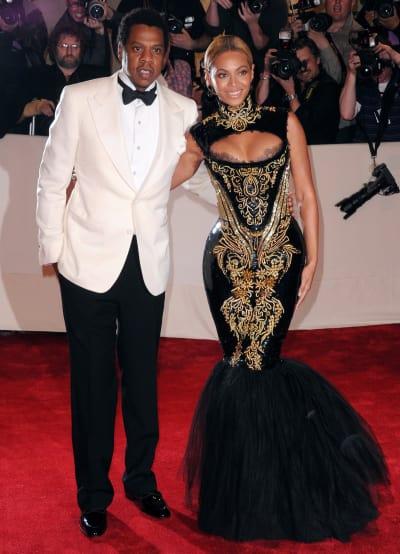 Beyonce, Jay-Z Photo