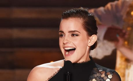 Emma Watson is a Winner