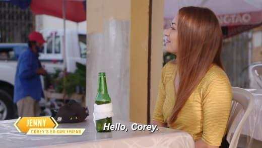 Jenny - bonjour, Corey