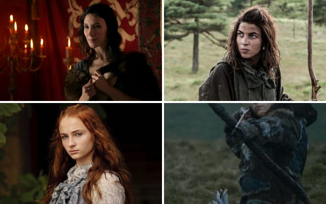 Shae game of thrones