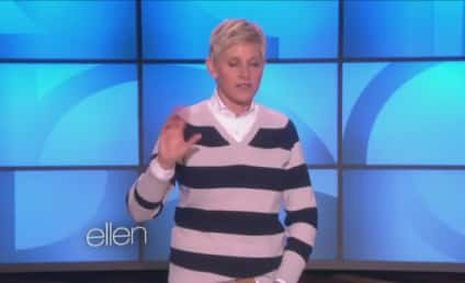 Ellen DeGeneres Applauds Jason Collins: What a Brave Man!