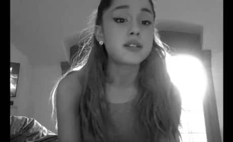 Ariana Grande Apology Video