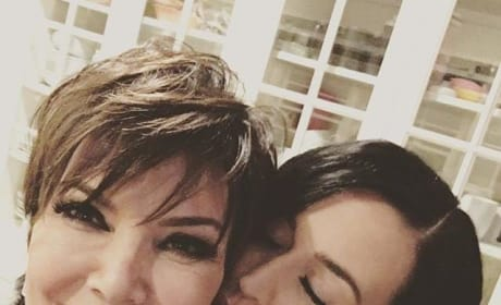 Kris Jenner and Katy Perry Photo