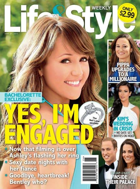 Ashley H. Engaged!