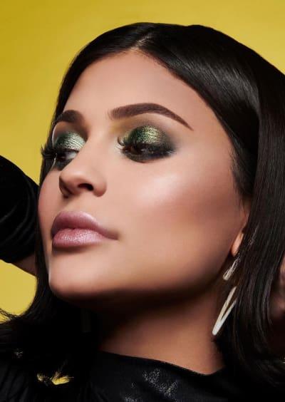 Kylie Jenner in Mascara
