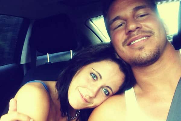 Jenelle Evans, Boyfriend Photo