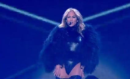 Jennifer Lopez: Too Sexy for Britain's Got Talent?