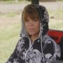Amy Roloff in a Hoodie