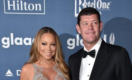 Mariah Carey Blames Scientology (?!?) for James Packer Split