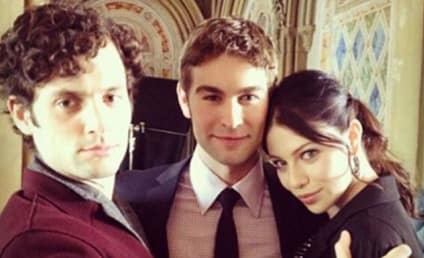Gossip Girl Throwback Photo: Attention, Upper East Siders...