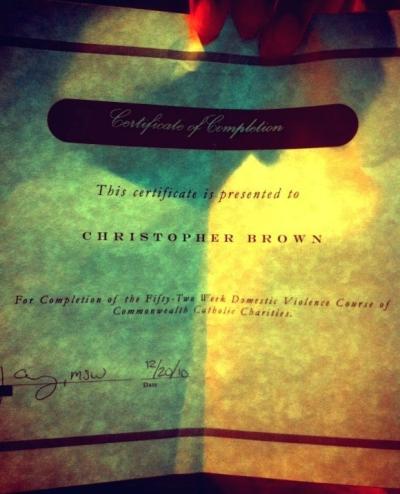 Brown Diploma