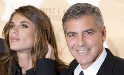 George Clooney and Elisabetta Canalis: It's Over!