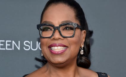 Oprah Winfrey: If Trump Can Be President, So Can I!