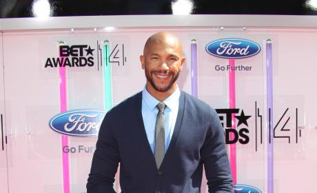 Stephen Bishop BET Awards Photo