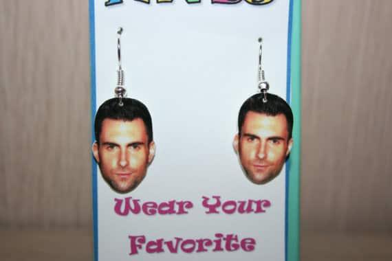 Adam Levine Earrings