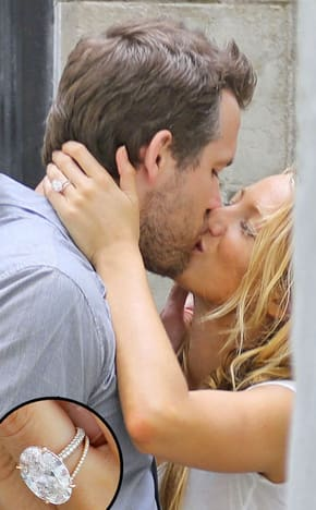 Blake and Ryan Kiss
