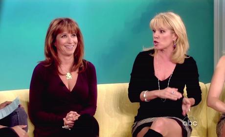 Jill Zarin and Ramona Singer