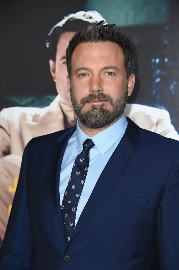 Ben Affleck: Already Giving Up on Sobriety? - The ... Ben Affleck