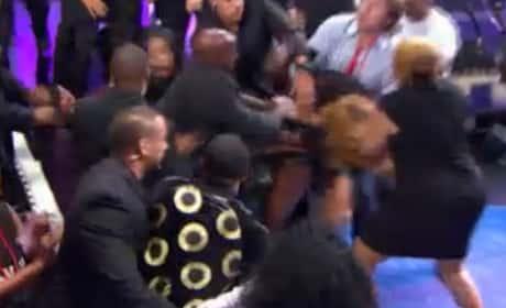 Love & Hip Hop: Atlanta Fight Video