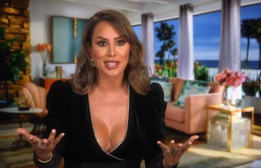 Kelly Dodd Complains about Civil Rights Protests