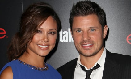 Nick Lachey and Vanessa Minnillo Expecting Baby #2: It'll Be a Girl!!!