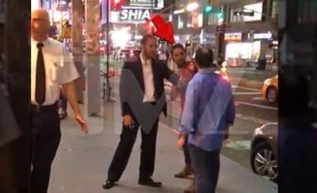 Shia LaBeouf Picks Fight Outside Strip Club