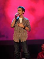 Aaron Kelly on Stage
