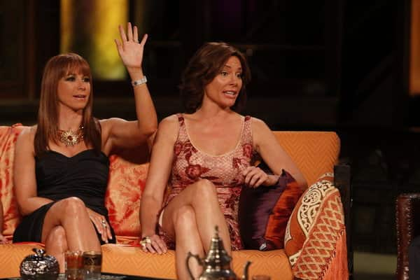 Real Housewives of New York City Reunion Pic