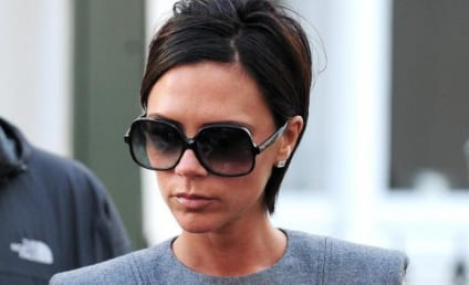 Victoria Beckham: Now Blonde With Less Boobage