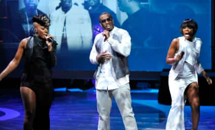 Diddy Takes Chance with Daughter