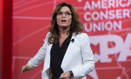 Sarah Palin CPAC Pic
