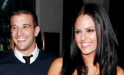 Spotted: Pia Toscano and Mark Ballas on a Date!