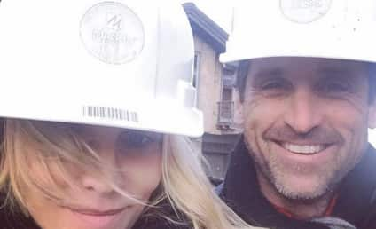 Patrick Dempsey: Back Together With Estranged Wife, Jillian?