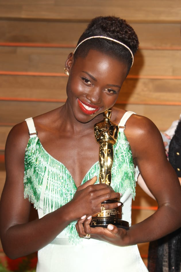 Lupita Nyong'o: Oscar Winner!