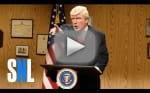 Alec Baldwin Returns to Saturday Night Live; Destroys Donald Trump
