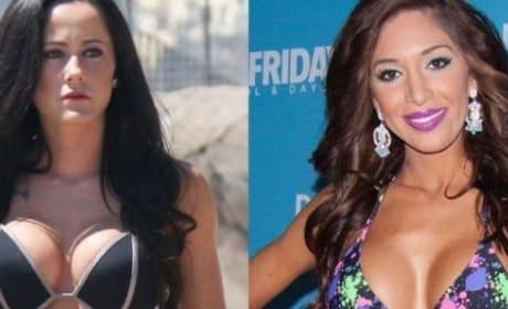 Farrah Abraham Blames MTV for Jenelle Evans Road Rage Incident