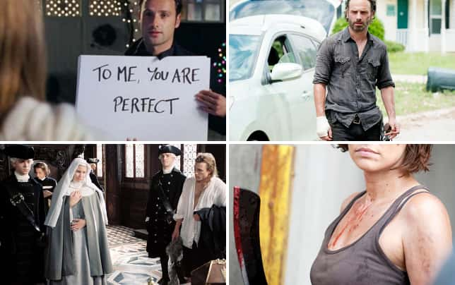 Andrew lincoln then