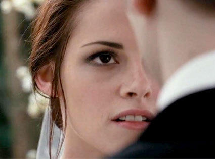 Bella on Her Wedding Day