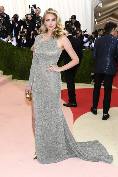 Kate Upton: 2016 Costume Institute Gala